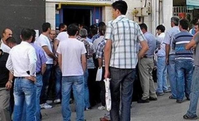 İşsizlik oranı %10,5 seviyesinde gerçekleşti