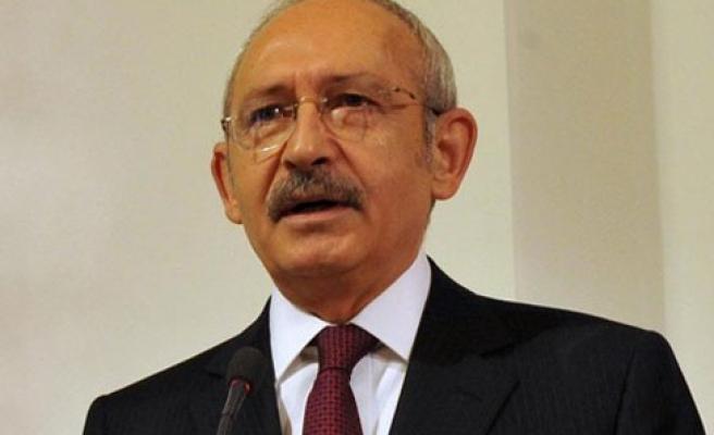 Kemal Kılıçdaroğlu'dan gaf üzerine gaf