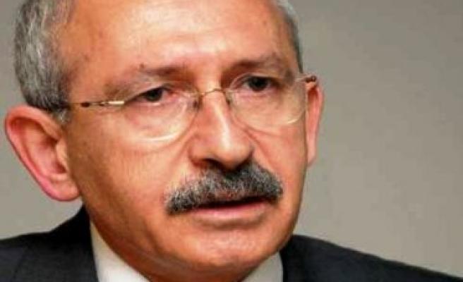 """Kılıçdaroğlu """"ezberi bozmaya geldim"""""""