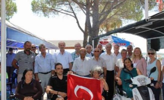 Konya Kültür Sitesi 30 Ağustos Zafer Bayramını Kutladı
