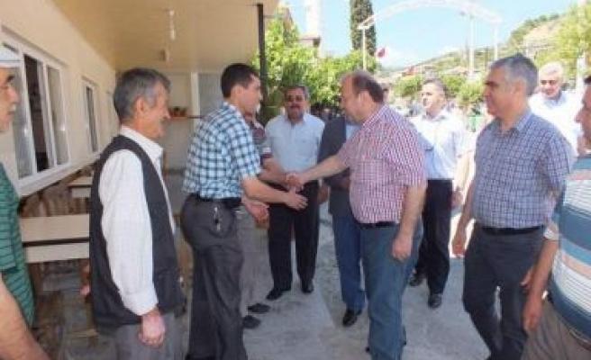 Köylerde Başkan Özakcan Coşkusu!