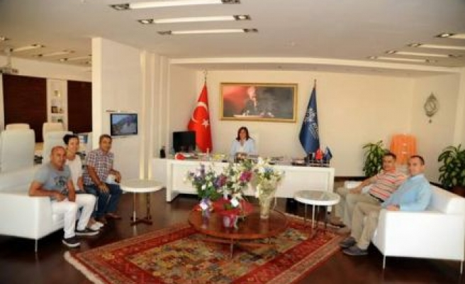 Kuşadası Meclis Üyelerinden Başkan Çerçioğlu'na Teşekkür