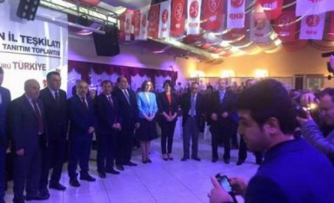 MHP, Aydın Aday Adayları Tanıtıldı