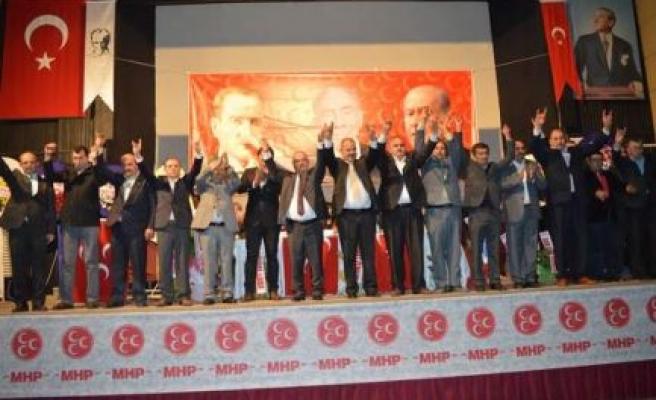 MHP'de, Mehmet Yavuz güven tazeledi