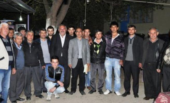 MHP'ye 14 yeni üye katıldı