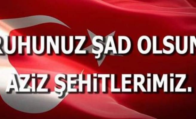 """Milletvekili Aday Adayı Yavuz, """"Başımız Sağ Olsun"""""""