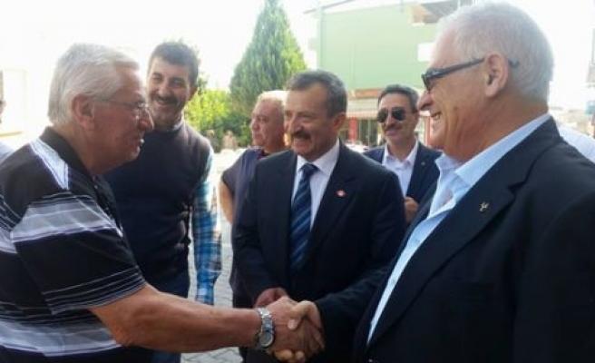 Milliyetçi Hareket Partisi (MHP) Aydın'da oylarını arttır