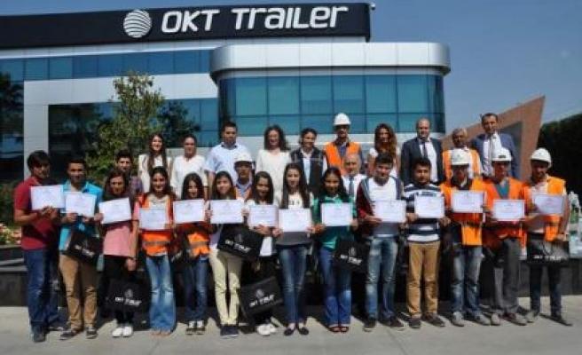 OKT Trailer'dan Örnek Sosyal Sorumluluk Projesi