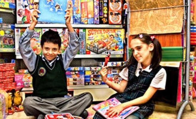 Okul alışverişi telaşı başladı