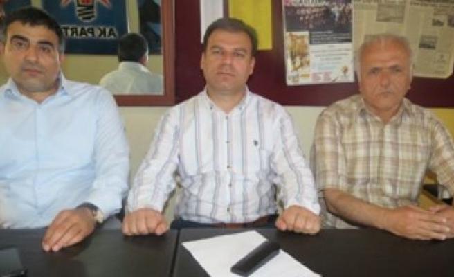 Özkaya, Belediye Başkanı'nı kınadı