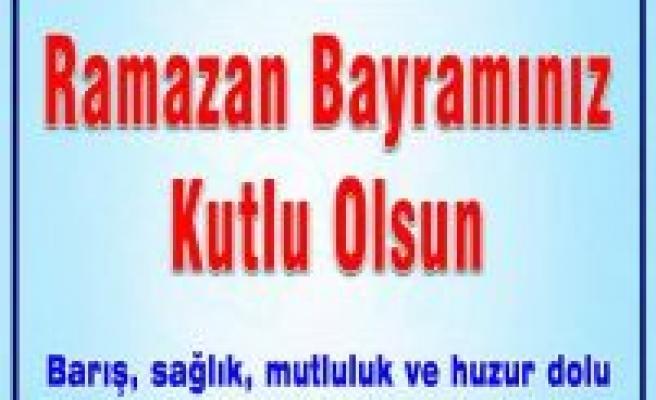 Özlem Çerçioğlu'nun Ramazan Bayramı Kutlama Mesajı