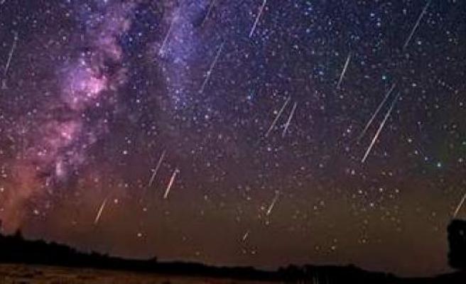 Perseid Meteor Yağmurları 12-13 Ağustos'ta Olacak