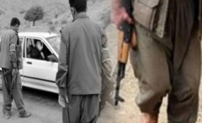 PKK, 2 Öğretmeni Kaçırdı