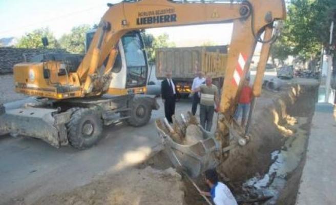 Sorunu İncirliova Belediyesi Çözdü