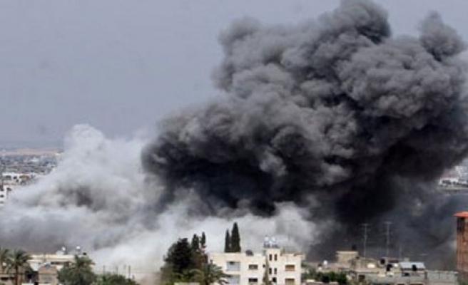 İsrail'den Gazze'ye hava saldırısı: 3 ölü