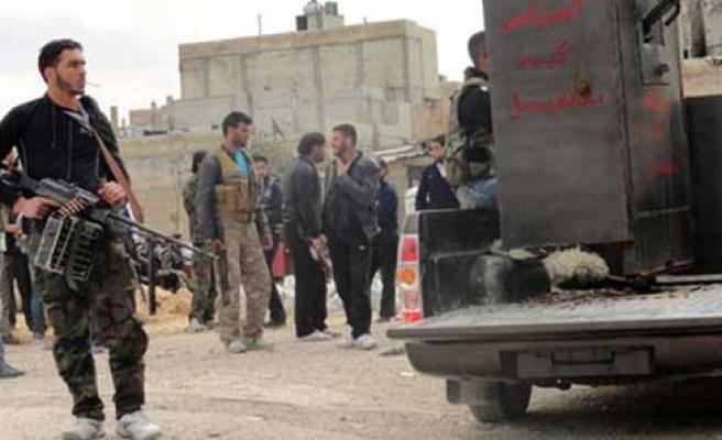 Suriye'deki çatışmalarda 128 kişi öldü