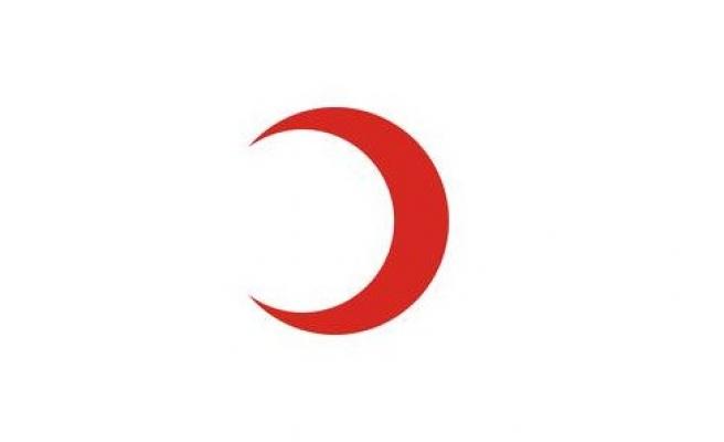 Türk Kızılayı'ndan Kırım'a yardım malzemesi