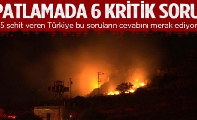 Türkiye bu sorunun cevabını merak ediyor!