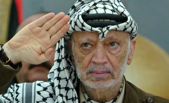 Yaser Arafat'ın mezarı açılıyor