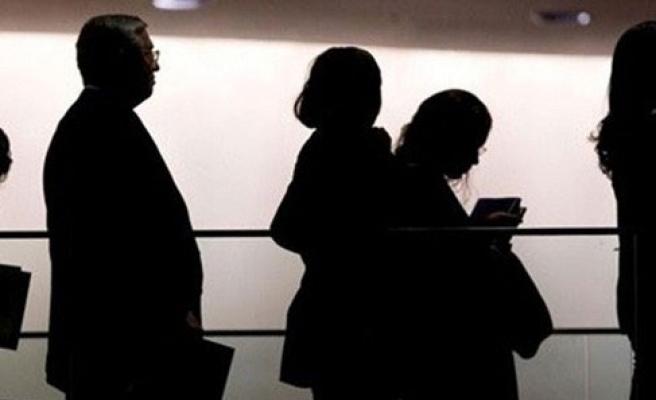 Yunanistan'da işsizlik oranı rekor kırdı