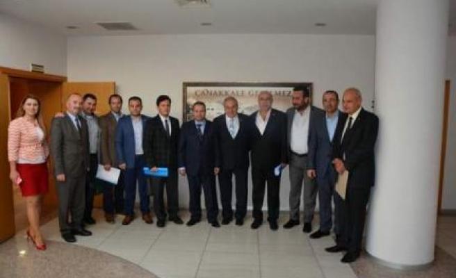 Zeytin ve Zeytinyağı Sektör Temsilcileri Sektörü Konuştu