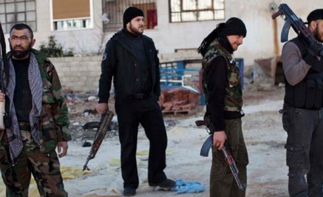 Özgür Suriye Ordusu, 8 PKK'lıyı öldürdü