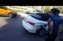 Çine'de üç araç birbirine girdi: 8 yaralı