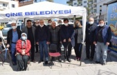 Çine'de Muhsin Yazıcıoğlu İçin Hayrı Düzenlendi