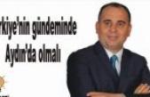 7 Haziran'da, AK Parti'yi Aydın'da Birinci yapalım