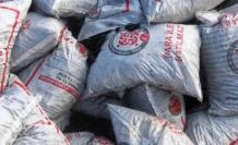 Çineli 1500 aileye kömür dağıtılacak