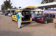 Büyükşehir Belediyesi Dezenfekte Çalışmalarını Sürdürüyor