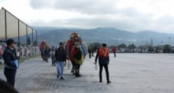 27. Geleneksel Deve Güreşi Festivali Yapıldı