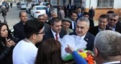 Hemodiyaliz Merkezi ve Sosyal Hizmet Merkezi Açıldı