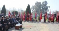 Çanakkale Zaferi ve Şehitleri Çine'de Anıldı
