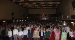Mehmet Tuncer Anadolu Lisesi'nden unutulmaz konser