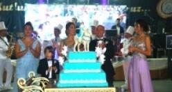 Küçük Halis Altıntaş'a Görkemli Sünnet Töreni
