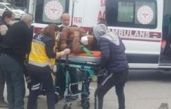 Çine'de meydana gelen trafik kazasında 1 kişi yaralandı