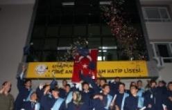 Çine Anadolu İmam Hatip Lisesinden Mezuniyet ve İftar Coşkusu