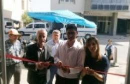 Karpuzlu'da Alimdas Elektrik dualarla hizmete açıldı