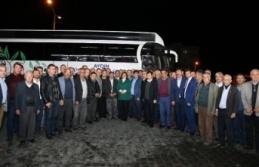 Başkan Çerçioğlu, Çineli Muhtarlarla Buluştu
