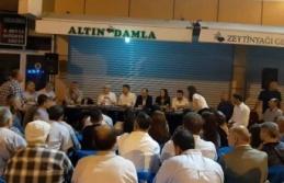 Çine AK Parti'de Bayramlaşma