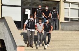 Çine'de uyuşturucu operasyonu, 2 kişi tutuklandı