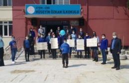 Hüseyin Özkan İlkokulu 'Otizm Farkındalık Günü' etkinliği