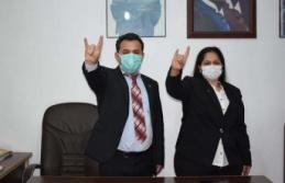 MHP Çine Kadın Kolları Başkanlığına Serap Çelikkan Atandı
