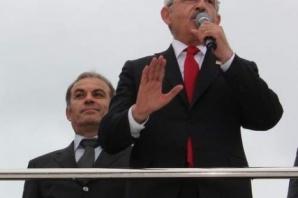 CHP Lideri Kemal  Kılıçdaroğlu halkla buluştu