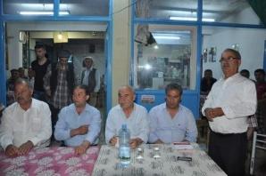 MHP'li Adaylar Çinelilerle Buluştu