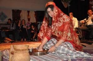 Çine, Urfa Türküleri İle Coştu