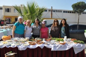 Turizm Haftasına, MEÜ Kız Meslek Lisesi damgası