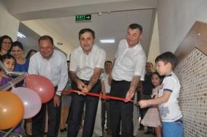 Atatürk İlkokulu Anasınıfı resim sergisi açtı