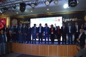 Başkan Dinçer, Meclis Adayları ve Projelerini Tanıttı